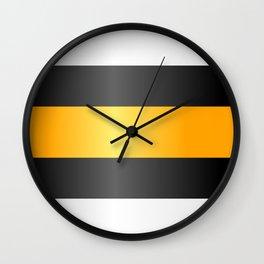 Licorice Allsorts Wall Clock