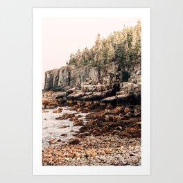 Northern Glow Art Print