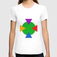ninja turtle T-shirts featuring Teenage Mutant Ninja Turtle Minimalist by The Fenix