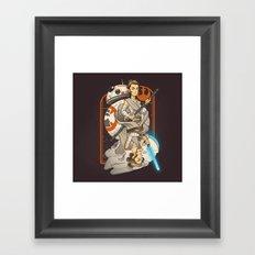 Newest Hope Framed Art Print