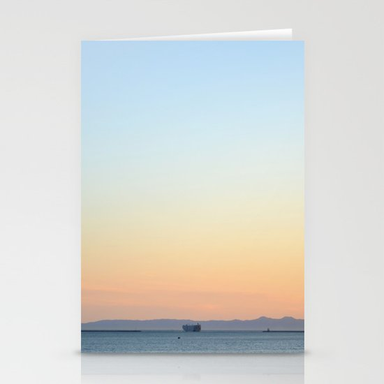 Enter Catalina Stationery Cards