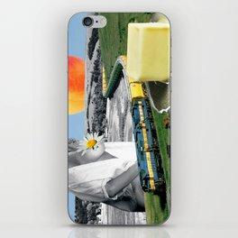 Peach Cobbler II iPhone Skin