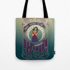 Nerdfighters Salute! Tote Bag