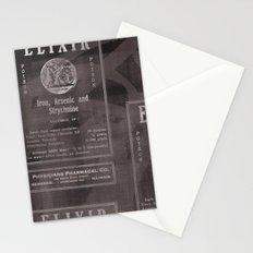 Elixir. Stationery Cards