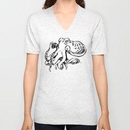 Octographer Unisex V-Neck