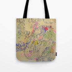 great idea kira Tote Bag