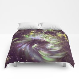 Twisted Time - Black Hole Effects Comforters