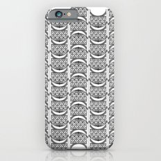 Brooklyn Williamsburgh Savings Bank Archidoodle by the Downtown Doodler iPhone 6s Slim Case