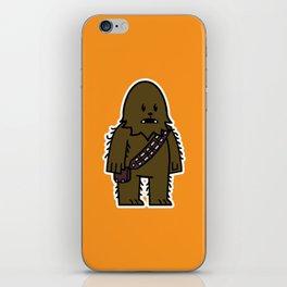 Mitesized Wookiee iPhone Skin