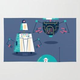 :::Mini Robot-Nanoi::: Rug