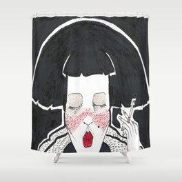 The dreamer Shower Curtain