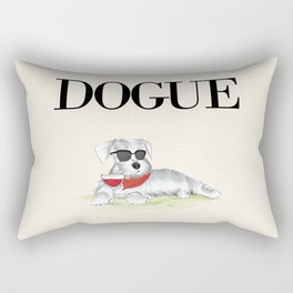Dogue Rectangular Pillow
