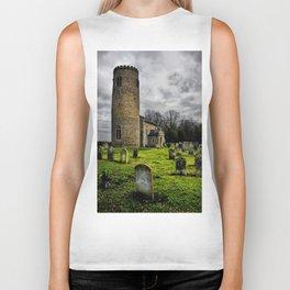 Gothic. Bulging, St John the Baptist. Biker Tank