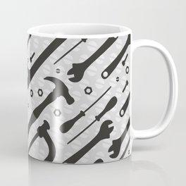 Tools Pattern Coffee Mug