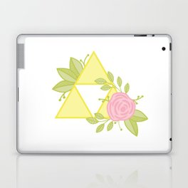 Garden of Power, Wisdom and Courage Laptop & iPad Skin