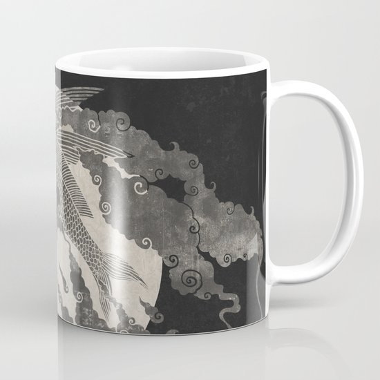 Ocean Moon  Mug