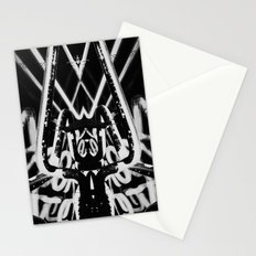 Neon Tarantula Stationery Cards