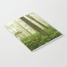 Dreaming of Appalachia - Nature Photography Digital Landscape Notebook