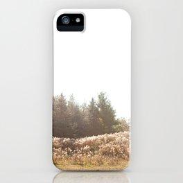 Wild Bliss iPhone Case