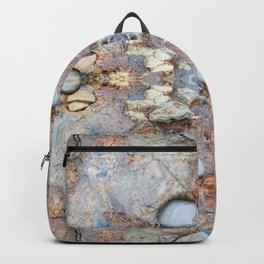 Blasting Creation (Mandala-esque #17b) Backpack