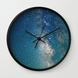 Channeling Van Gogh Wall Clock