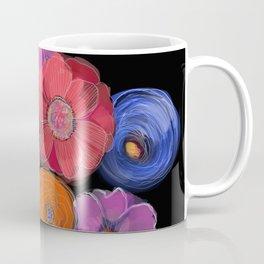 Big blooms in big colour Coffee Mug
