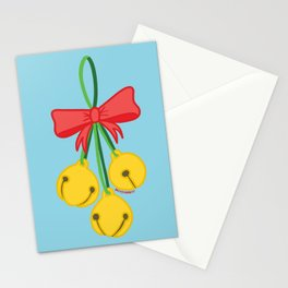 Ding Dong Merrily On High Stationery Cards