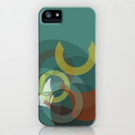 GEO 3 iPhone Case