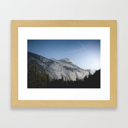 Yosemite magic Framed Art Print
