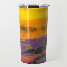 Stagecoach in the Sky Travel Mug