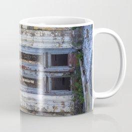 Derelict Doorway Coffee Mug