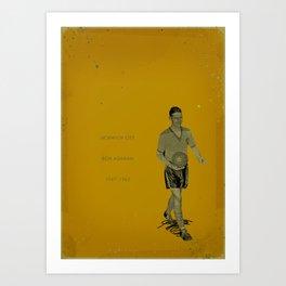 Norwich - Ashman Art Print