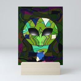 Alien Mini Art Print