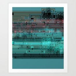 101421 Art Print