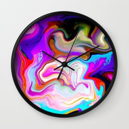 The In Crowd Wall Clock