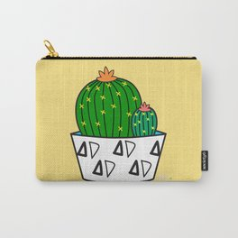Cacti Snuggles Carry-All Pouch