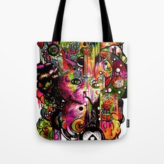 Amygdala Malfunction Tote Bag