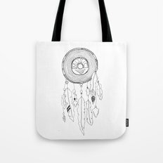 music catcher Tote Bag
