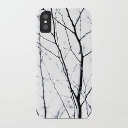 Winter Silhouettes 3 iPhone Case