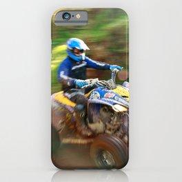 ATV offroad racing iPhone Case