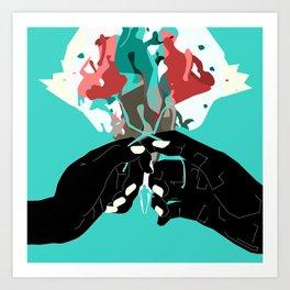 I Can See Forever: Bonus Art Print