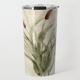 cattails 2 Travel Mug