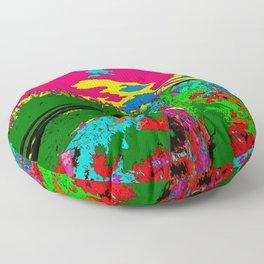 Violets Floor Pillow