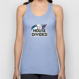 Blizzards / 'Necks House Divided Unisex Tank Top