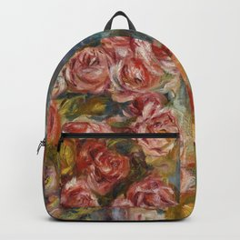 """Auguste Renoir """"Étude De Nus Et De Fleurs"""" Backpack"""
