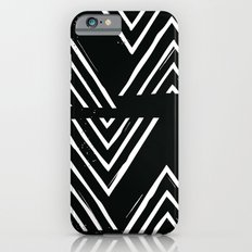 The Mountain Top - in Black iPhone 6s Slim Case