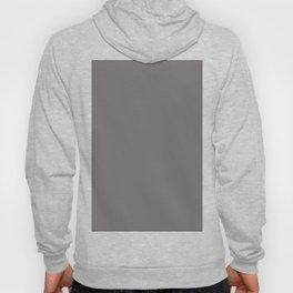 Solid Basic Dark Gray Color Hoody