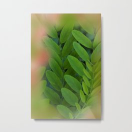 feel well -1- Metal Print