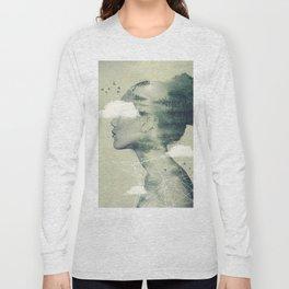 Geometric Long Sleeve T-shirt