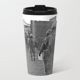 Oscar Mike (please read description for this pic) Travel Mug